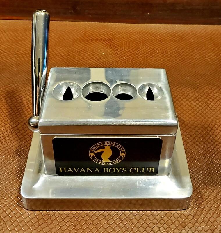 Quad Cigar Cutter