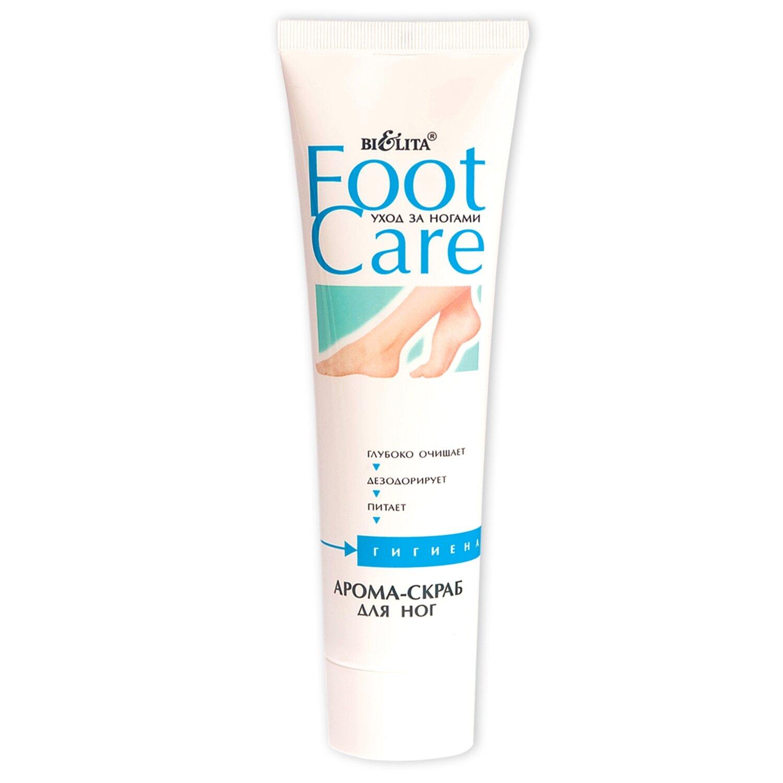 Белита   Foot Care   Арома-скраб для ног, 100 мл