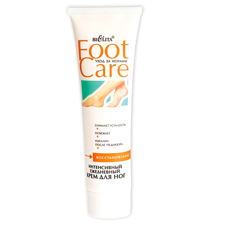 Белита | Foot Care | Интенсивный ежедневный крем для ног, 100 мл