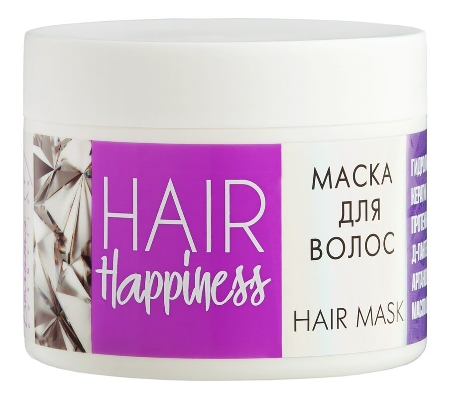 Hair Happiness | МАСКА для волос, 300 г | Belita-M