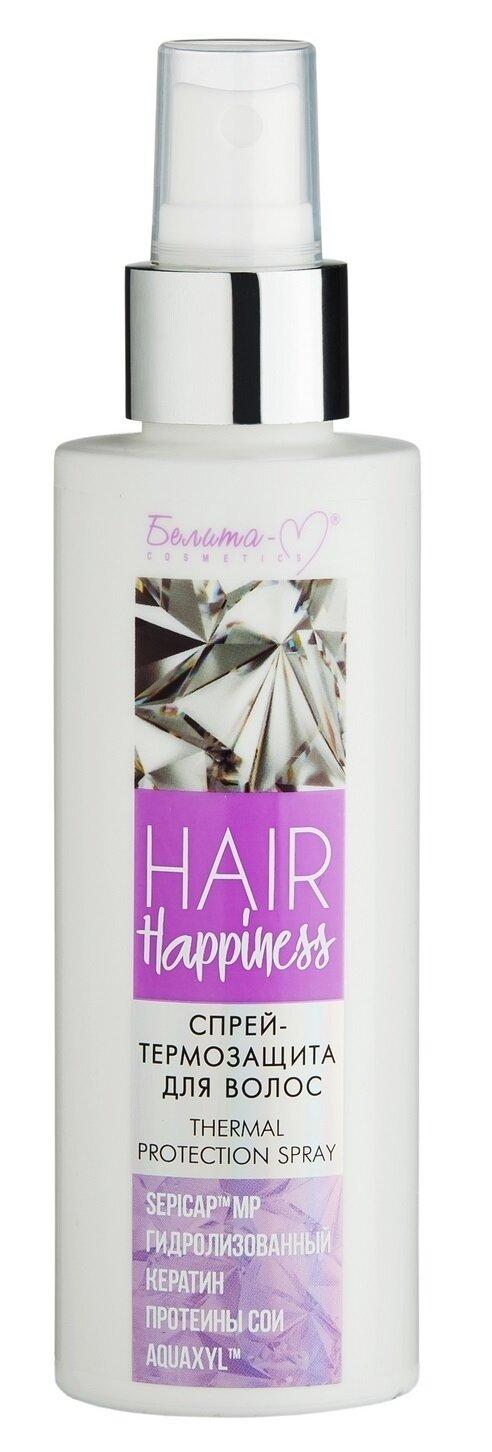 Hair Happiness | СПРЕЙ-термозащита для волос, 150 мл | Belita-M