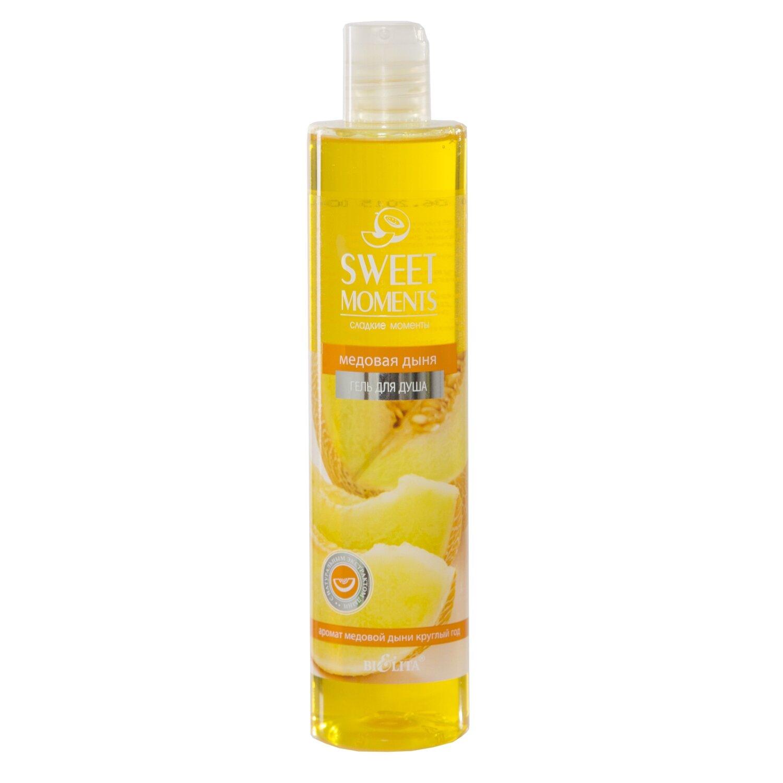 Белита | SWEET MOMENTS | Гель для душа Медовая дыня, 345 мл