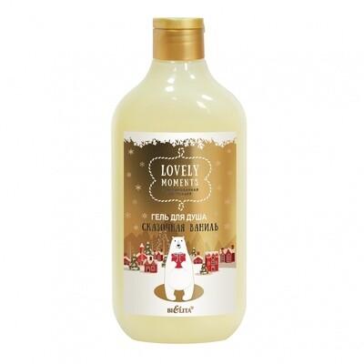 Белита | LOVELY MOMENTS | Гель для душа Сказочная ваниль, 500 мл