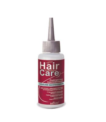 Белита | Professional Hair Care | СЫВОРОТКА протеиновая полное восстановление для сухих и поврежденных волос, 80 мл