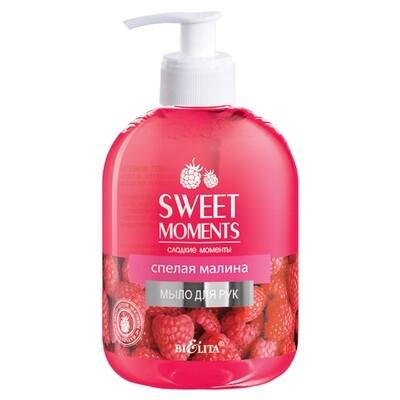 Белита | SWEET MOMENTS | Жидкое мыло для рук Белита | SWEET MOMENTS