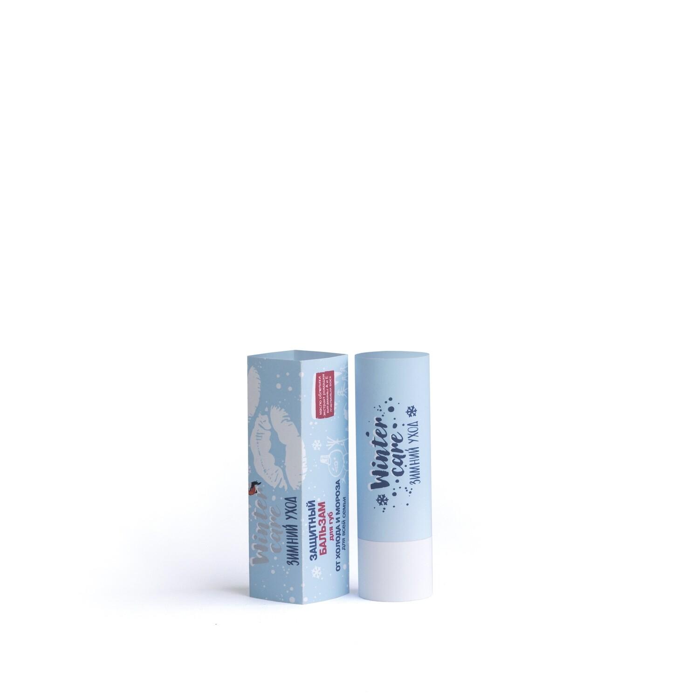 Витэкс   Winter care   БАЛЬЗАМ защитный для губ от холода и мороза, 4 г