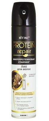 Витэкс | PROTEIN REPAIR | ЛАК для волос суперсильной фиксации, 300 мл