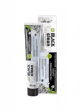 Витэкс | BLACK CLEAN | Зубная паста