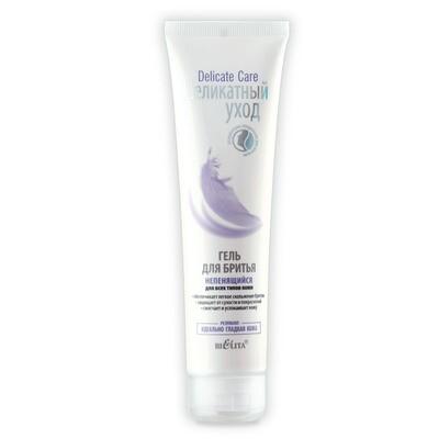 Белита   Delicate Care   ГЕЛЬ для бритья непенящийся для всех типов кожи, 100 мл