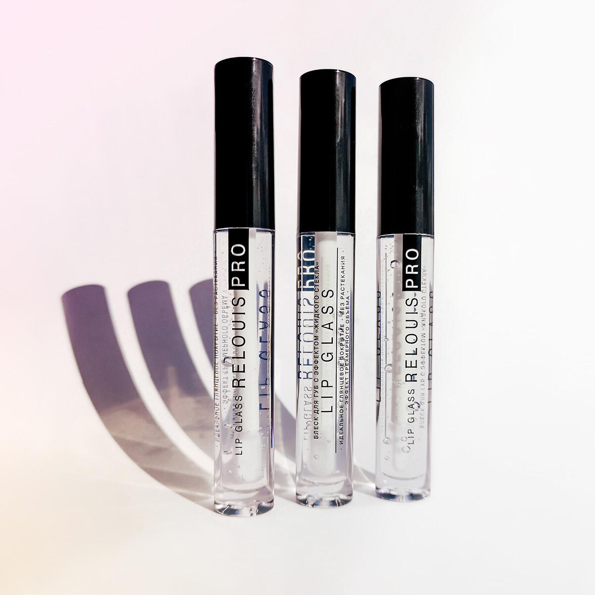 RELOUIS | Блеск для губ с эффектом «жидкого стекла» RELOUIS PRO Lip Glass