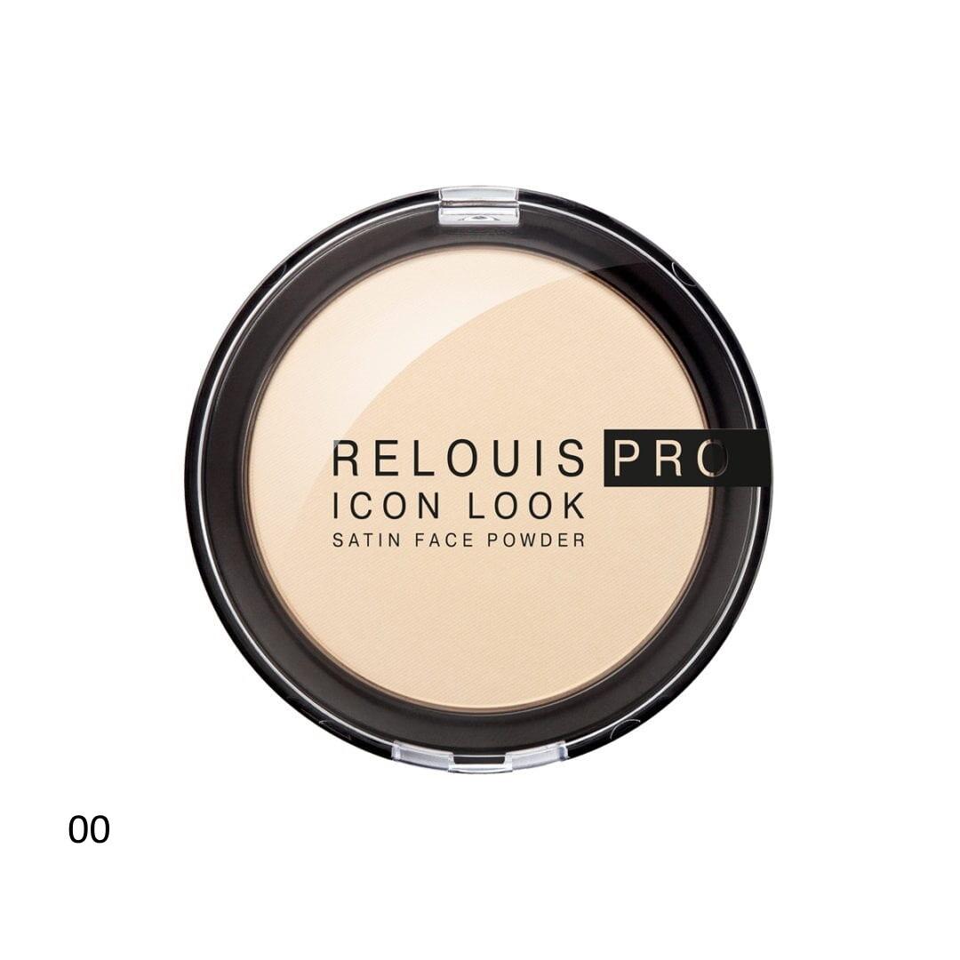 RELOUIS | RELOUIS PRO ICON LOOK SATIN FACE POWDER