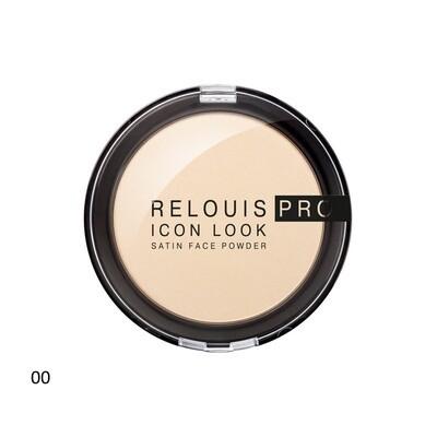 RELOUIS   RELOUIS PRO ICON LOOK SATIN FACE POWDER