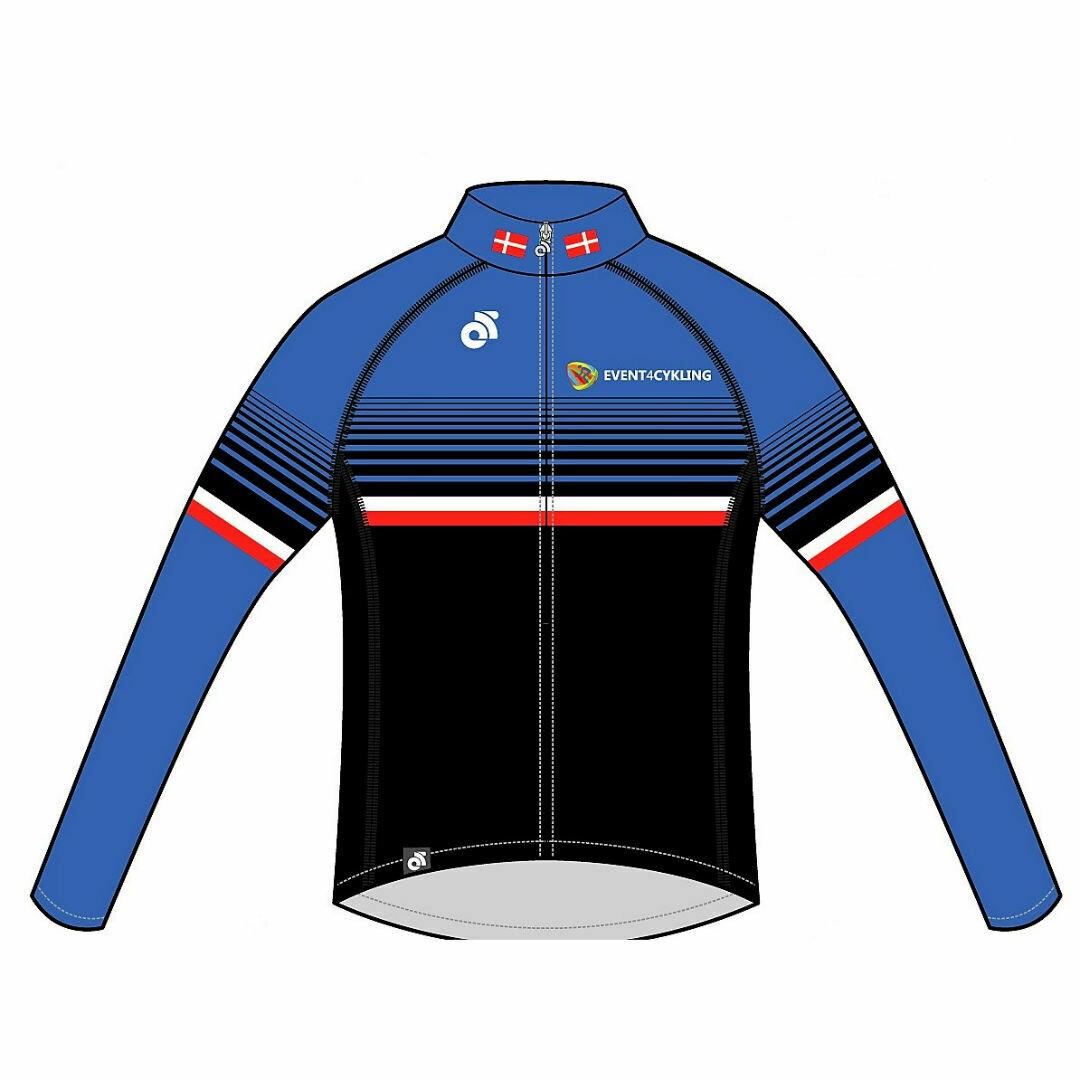 E4C Cycling Jerseys, Fleece, Long Sleeve Jersey