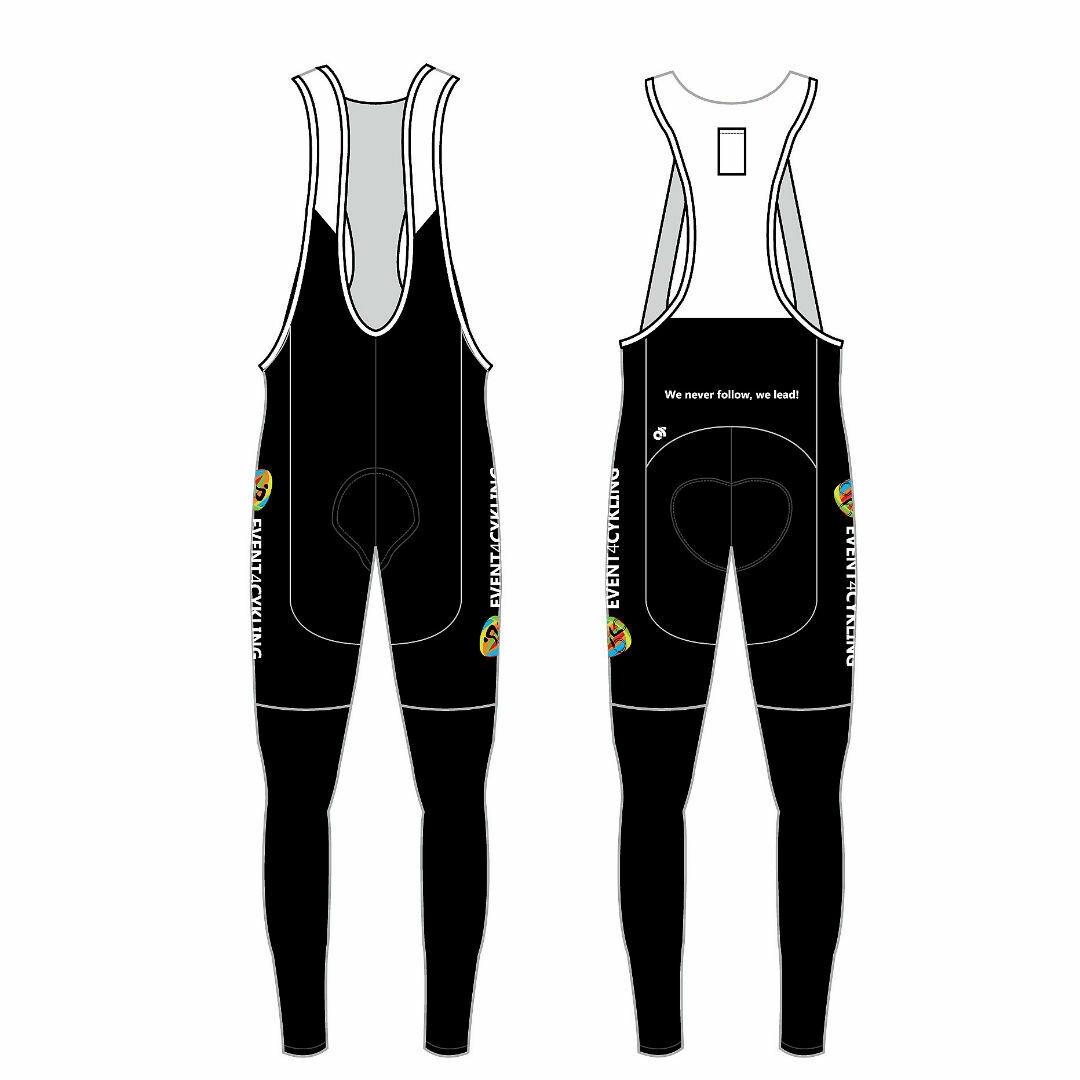 E4C Tech Fleece Bib Tights