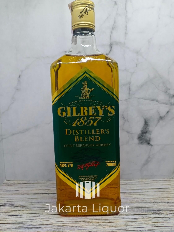 Gilbeys Whisky 700ML