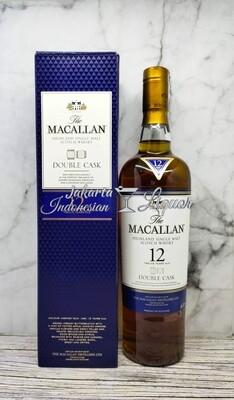 Macallan 12YO Double Cask 750ML