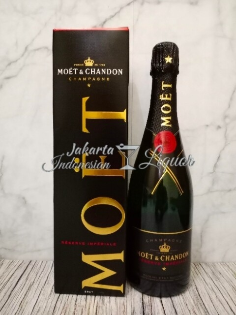 Moet & Chandon Reserve Imperiale 750ML