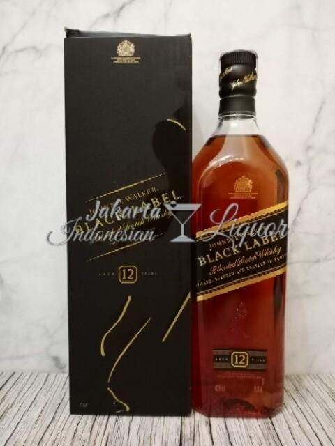 JW Black Label 750ML