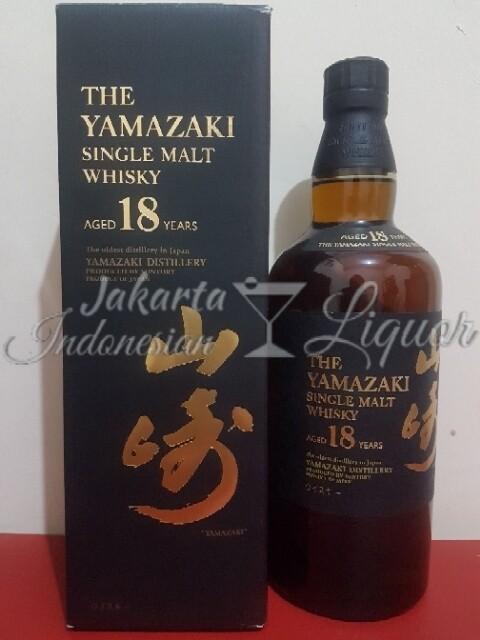 Yamazaki 18YO 700ML