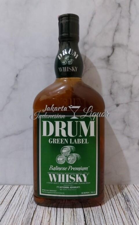 Drum Green Label 4YO 700ML