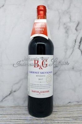 B&G Cabernet Sauvignon Reserve - 2017