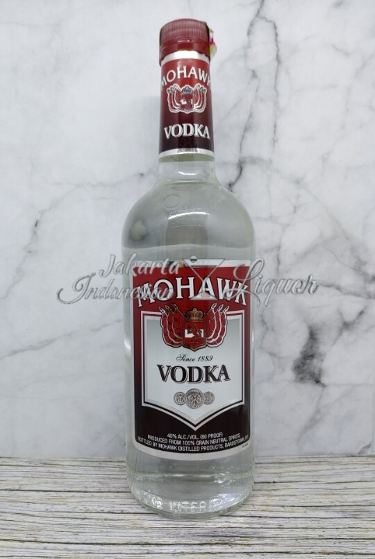 Mohawk Vodka 1L