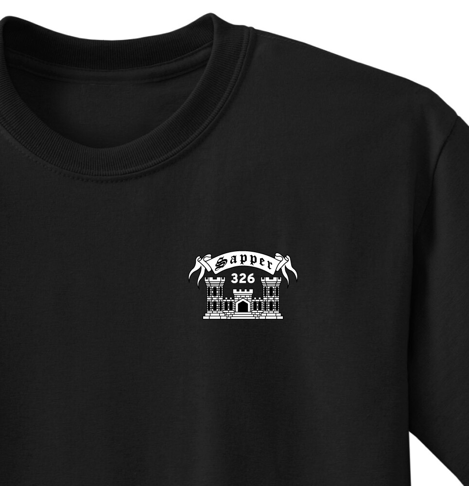 "326th A CO 2PLT ""Misfits"" Shirt"