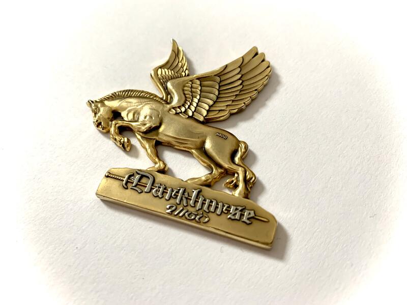 Darkhorse 2/160th Coin