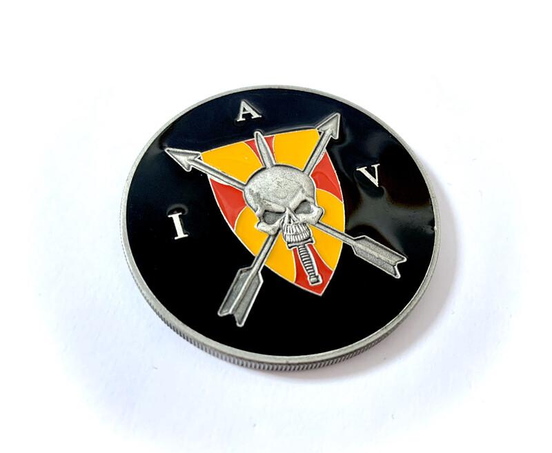A Co 1-5th SFG(A) Coin