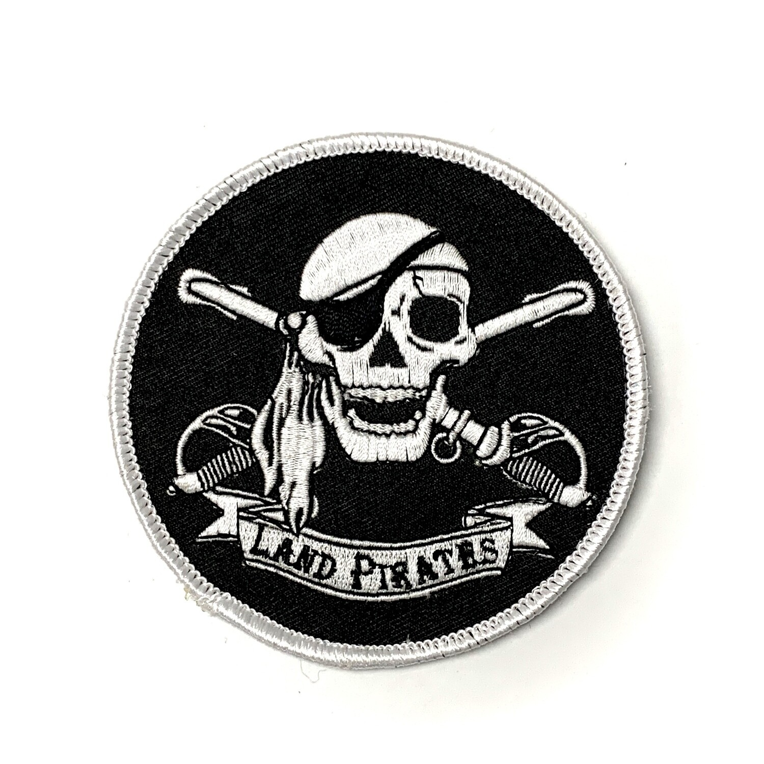 """Land Pirates"" Cavalry Patch"