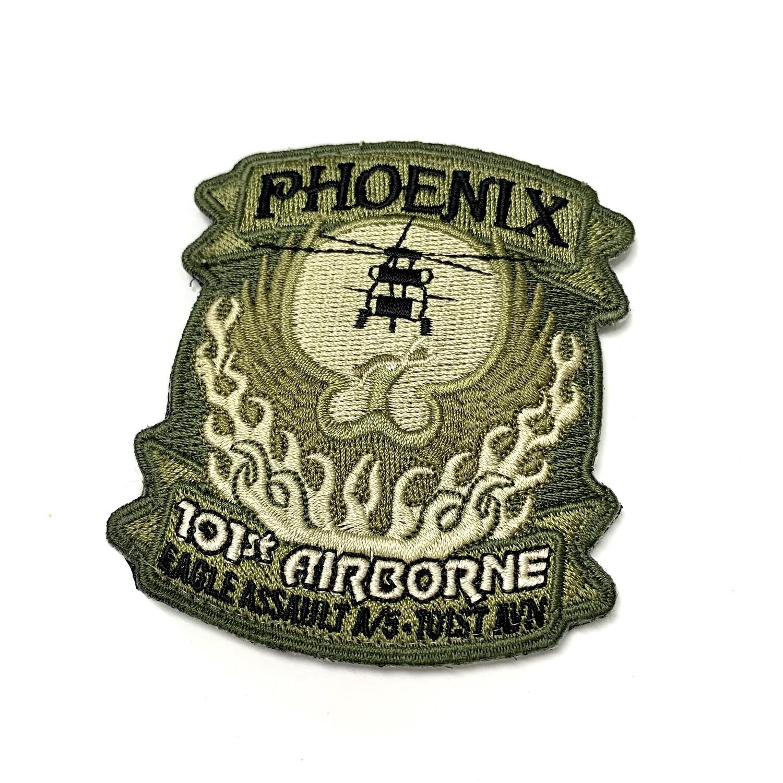 "A Co 5-101 AVN ""Phoenix"" Patch (Subdued)"