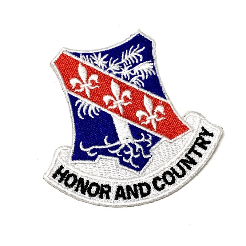 327th Infantry Patch