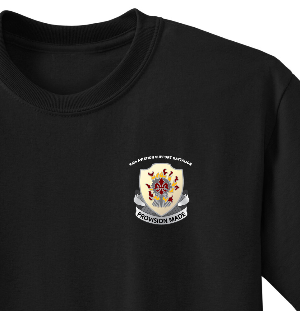 "96th ASB ""Troubleshooters"" Battalion Shirt"