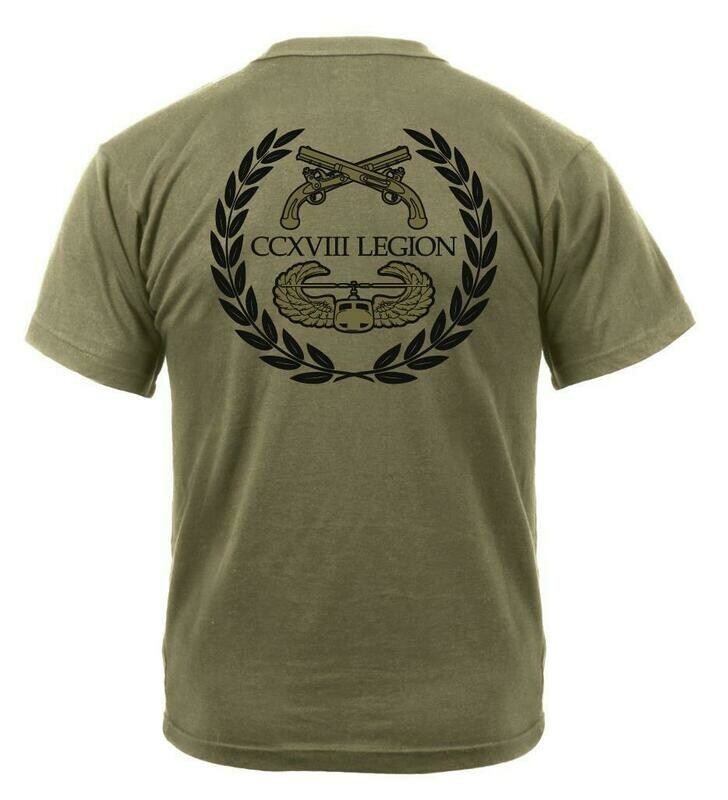 218th MP Company Shirt