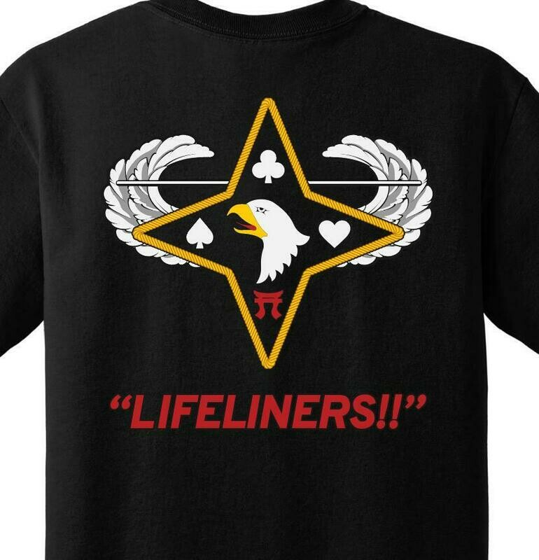 101st Sustainment Brigade PT Shirt