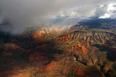 Sycamore Canyon Monsoon