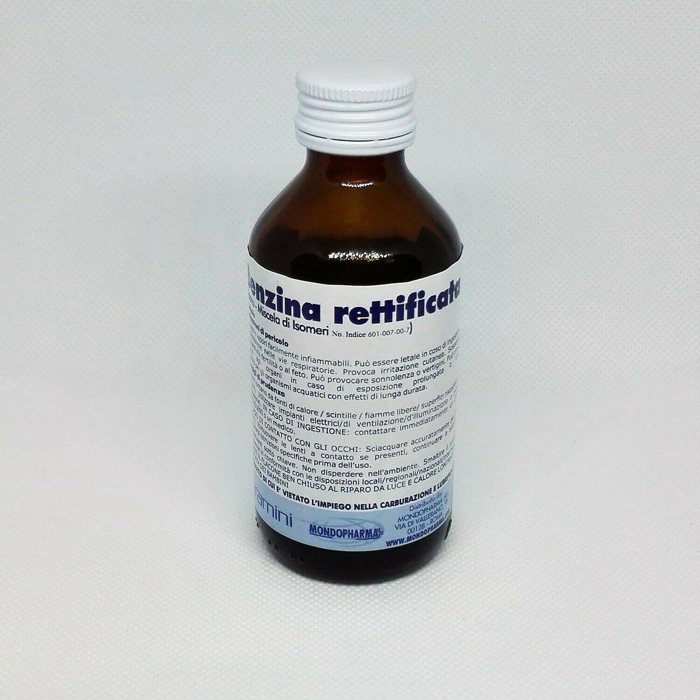 BENZINA RETTIFICATA 90 ML.