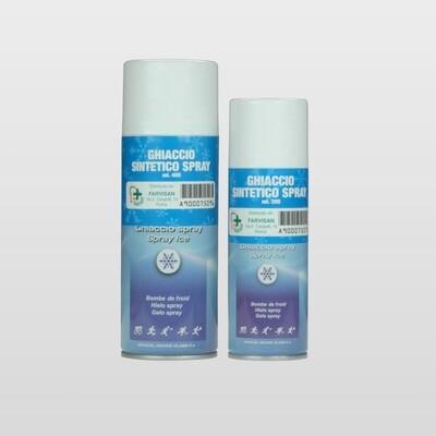 Ghiaccio istantaneo spray 400 ml.