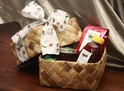 Kona Coffee Breakfast Gift Basket