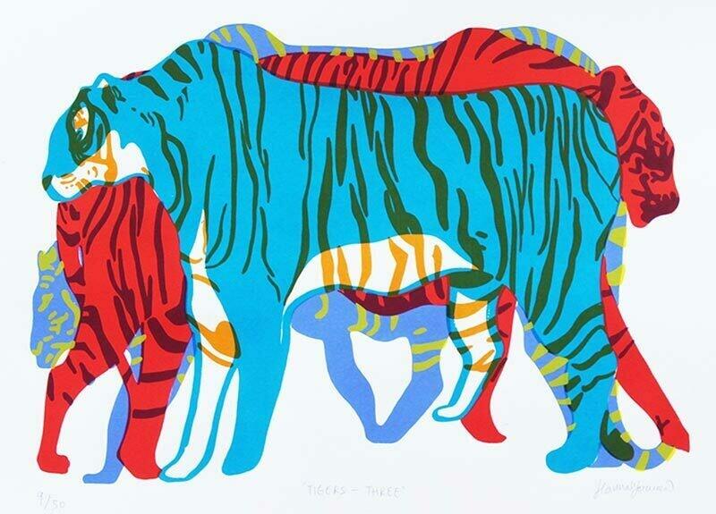 Tigers Three