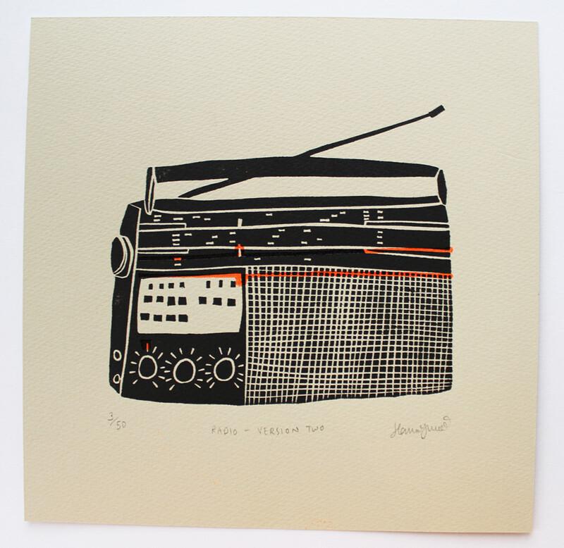 Radio version II