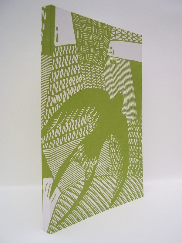 Hand-Printed Journal: Swallow Fields