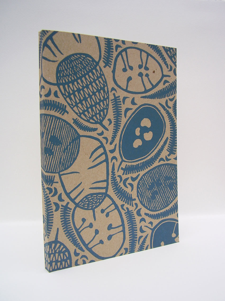 Hand-Printed Journal: Honesty