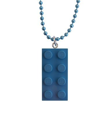 Light Blue LEGO® brick 2x4 on a 24