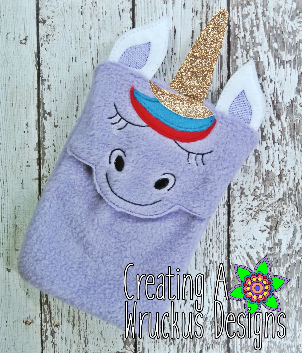 Unicorn Flap Bag