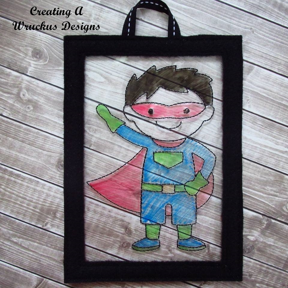 Superhero2 Color Catcher