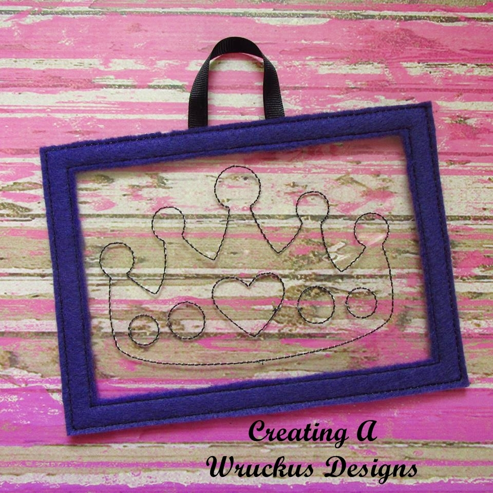 Princess Crown Color Catcher