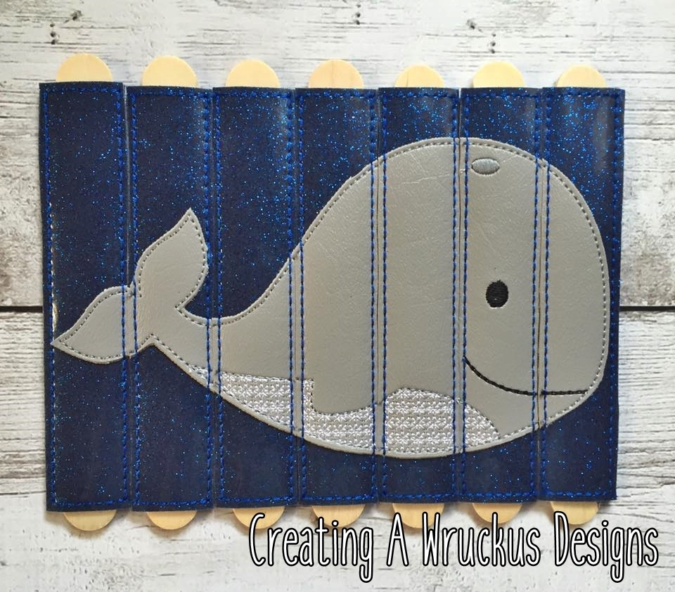 Whale Stick Puzzle
