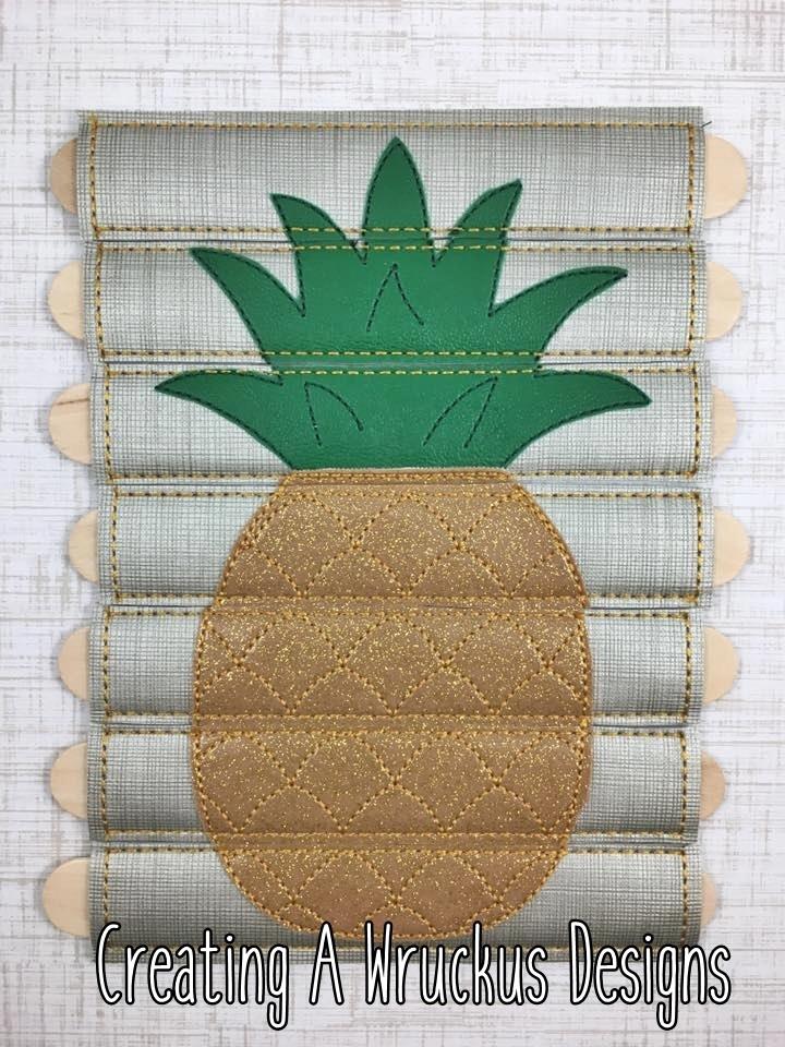 Pineapple Stick Puzzle