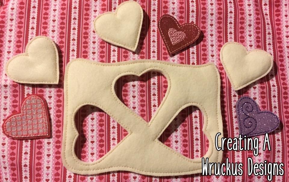 Valentine Cookie Set